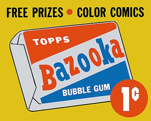 Bazooka Gum