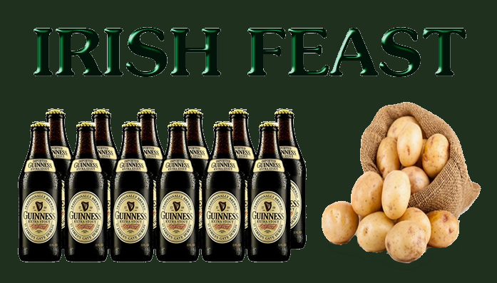 IRISH FEAST