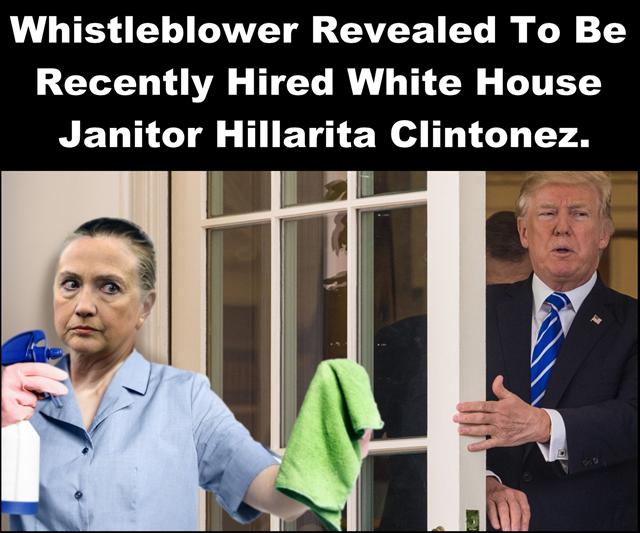 Hillorita Clintonez