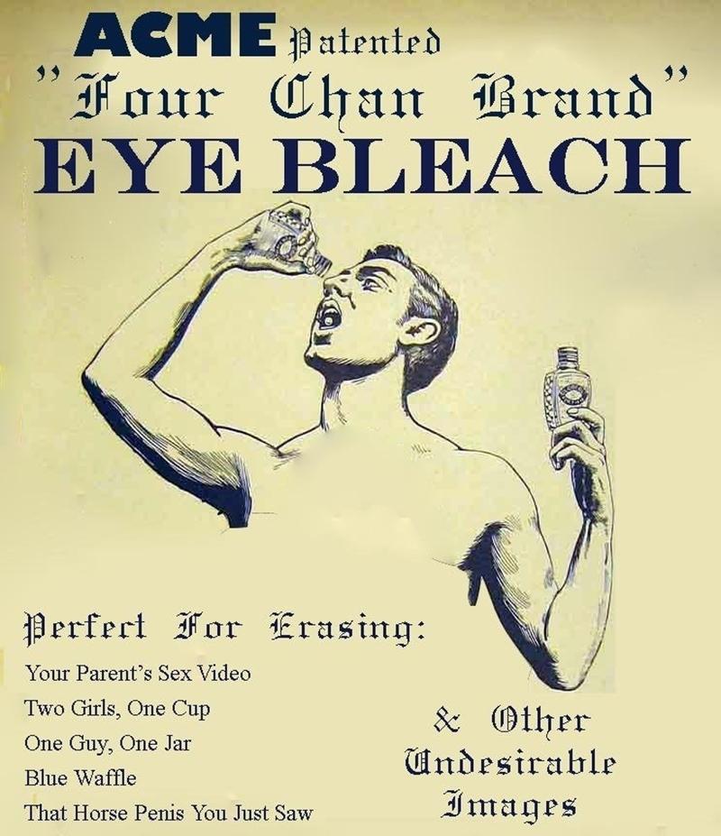 eye bleach
